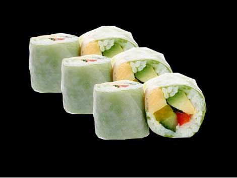 Galette rolls végétarien