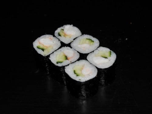 Crevette concombre